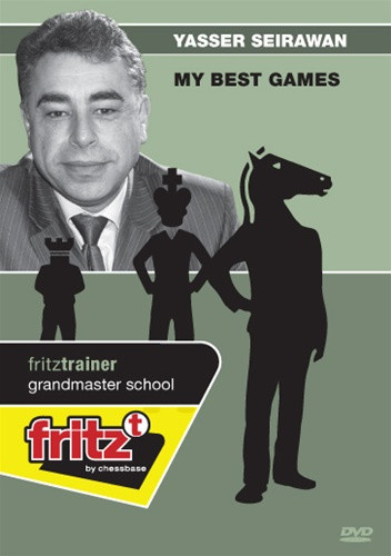 Yasser Seirawan: My Best Games - Chess Biography Software DVD