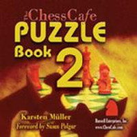 The ChessCafe Puzzle Book Volume 2 CD