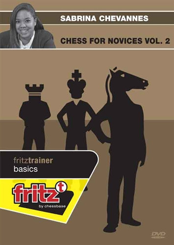 Chess for Novices Vol. 2, Software on DVD