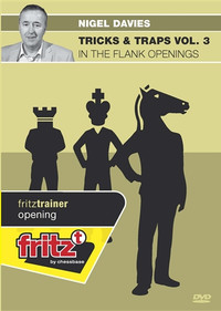 Chess Tricks & Traps (Part 3): Flank Openings - Chess Training Software on DVD
