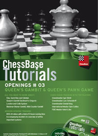 ChessBase Tutorials #03: Queen's Gambit & Others - Chess Opening Software Download