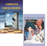 Complete Chess Course Software & Parent's Guide to Chess Book