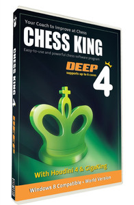 Chess King 4 Deep - Training Software Download