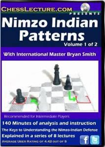 Nimzo-Indian Patterns, 2 Volume Set - Chess Opening Video DVD