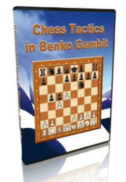 Chess Tactics in the Benko Gambit - Chess Opening Software Download