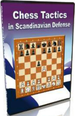 Chess Tactics in the Scandinavian Defense - Chess Opening Software Download