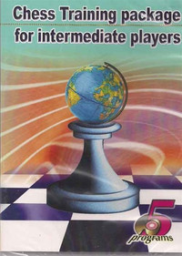 Chess Training Package for Intermediate Players CD
