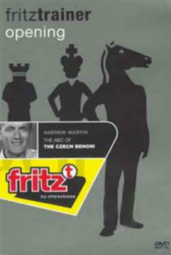 ABC of the Czech Benoni - Chess Opening Software on DVD