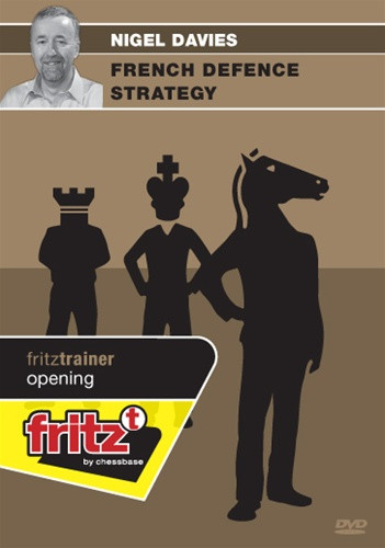 French Defense Strategy - Chess Opening Software on DVD