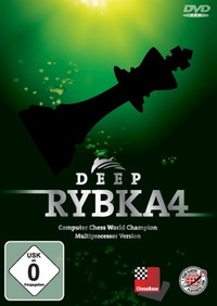 Deep Rybka 4 - Chess Playing Software DVD