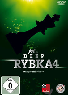 Deep Rybka 4 - Chess Playing Software Download