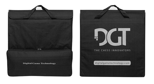 DGT Chess Board Carrying Case - BLACK