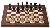 DGT e-Board Rosewood Chess Board