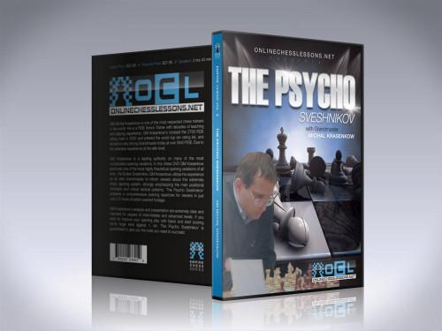 Empire Chess 8: The Psycho Sveshnikov Sicilian - Chess Opening Video DVD