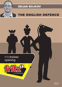 The English Defense - Chess Opening Software on DVD