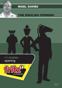 The English Opening - Chess Training Software on DVD