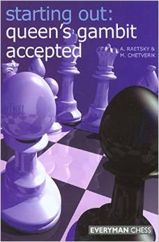 Starting Out: The Queen's Gambit Accepted - Chess Opening E-book Download