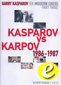 Kasparov on Modern Chess, Part 3 E-Book