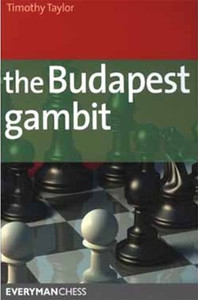The Budapest Gambit - Chess Opening E-book Download