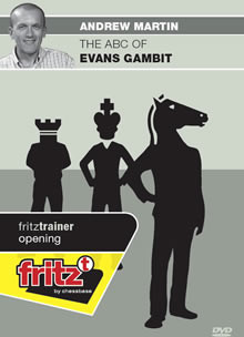 ABC of the Evans Gambit - Chess Opening Software Download