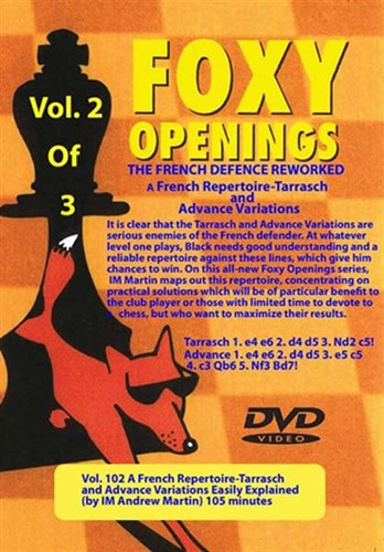 Foxy 102: The French Defense Reworked (Part 2) - Chess Opening Video Download