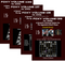 Foxy 136-139: The Sniper! A Universal Repertoire for Black (4 DVDs) - Chess Opening Video DVD