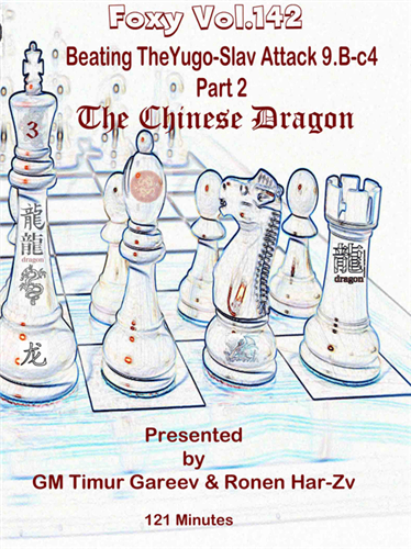 Foxy 142: The Sicilian Dragon (Part 3) - Chess Opening Video Download