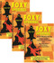 Foxy 155-157: Winning with the Queens Gambit (3 DVDs) - Chess Opening Video DVD