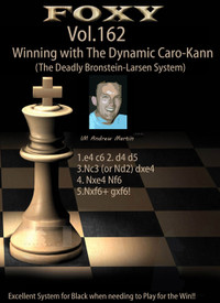 Foxy Chess Openings, 162: Winning with The Dynamic Caro-Kann