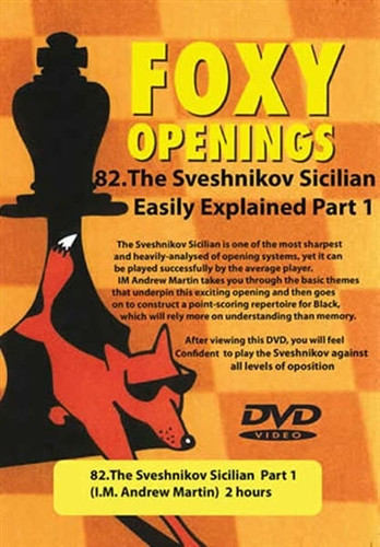 Foxy Chess Openings,  82: The Sveshnikov Sicilian, Part 1 Chess Download