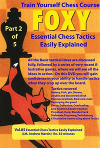 Train Yourself in Chess: Essential Chess Tactics - Easily Explained