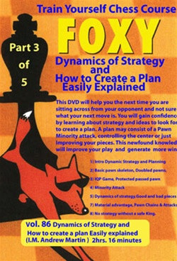 Train Yourself in Chess: Dynamics of Strategy and How to Create a Plan - Easily Explained