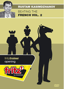 Beating the French Defense (Part 2) - Chess Opening Software on DVD