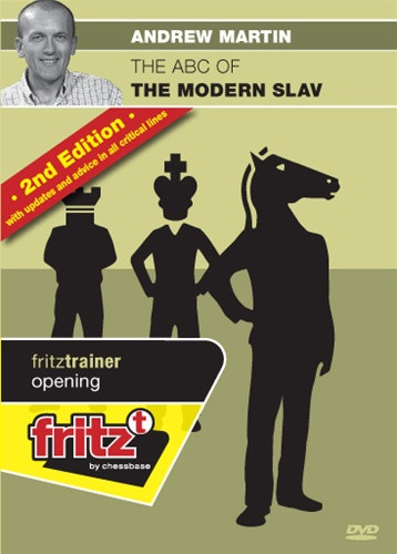 ABC of the Modern Slav (2nd Ed) - Chess Opening Software on DVD