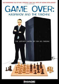 Game Over - Kasparov and the Machine DVD