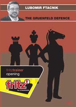 The Grunfeld Defense - Chess Opening Software on DVD
