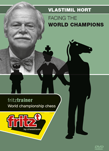 Vlastimil Hort: Facing the World Champions - Chess Biography Software DVD