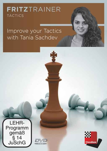 Improve your Tactics with Tania Sachdev DVD