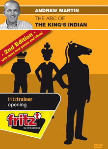 ABC of the King's Indian Defense (2nd Ed) - Chess Opening Software Download