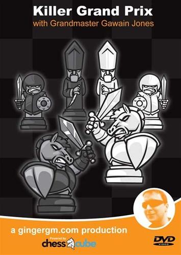 Sicilian Defense: The Killer Grand Prix Attack - Chess Opening Video DVD