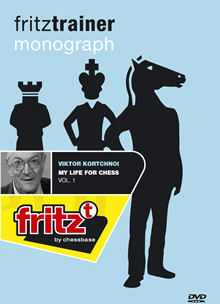 Victor Kortchnoi: My Life for Chess (Vol. 1) - Chess Biography Software DVD