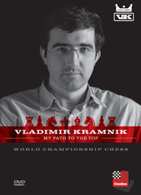 Vladimir Kramnik: My Path to the Top - Chess Biography Software DVD
