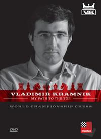 Vladimir Kramnik: My Path to the Top - Chess Biography Software DVD