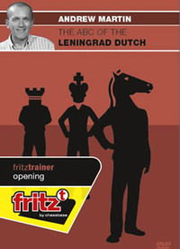 ABC of the Leningrad Dutch - Chess Opening Software on DVD