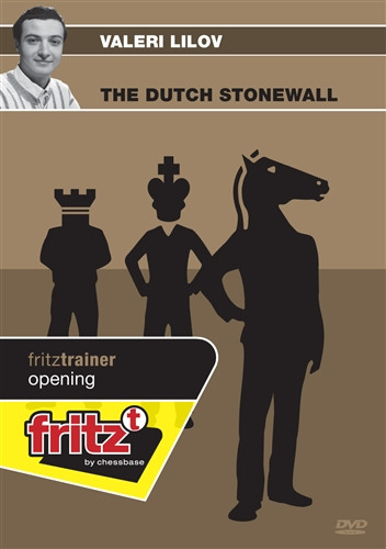 The Dutch Defense, Stonewall Variation - Chess Opening Software on DVD