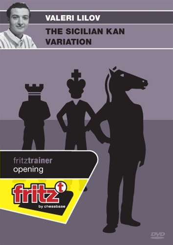 The Sicilian Defense, Kan Variation - Chess Opening Software on DVD
