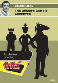 The Queen's Gambit Accepted - Chess Opening Software on DVD