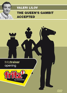 The Queen's Gambit Accepted - Chess Opening Software Download