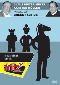 The Magic of Chess Tactics Chess Training DVD