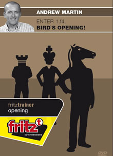 Enter 1.f4: Bird's Opening! - Chess Opening Software Download
